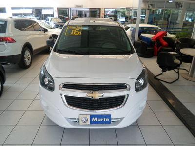 Chevrolet Spin 1.8 ACTIV 8V FLEX 4P MANUAL 2016}