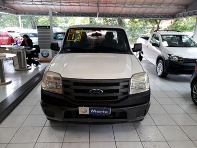 Ford Ranger (Cabine simples/Estendida) Ranger XL 4x4 3.0 (Cab Simples) 2011}