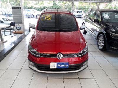Volkswagen Space Cross 1.6 MSI 2015}