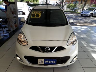 Nissan March 1.6 SL CVT 2017}