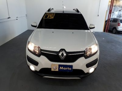 Renault Sandero 1.6 Stepway 16V 2015}
