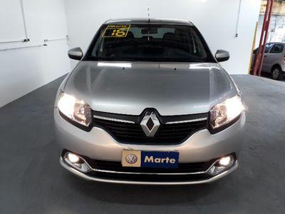 Renault Logan Dynamique 1.6 8V Easy-r (Aut) 2016 2016}