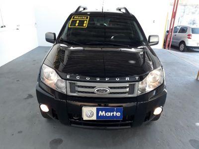 Ford Ecosport Freestyle 1.6 (Flex) 2011}