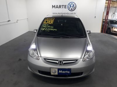 Honda Fit LXL 1.4 (flex) 2008}
