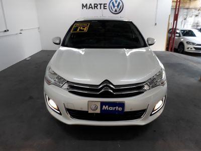 Citroën C4 Lounge Exclusive 1.6 THP (Aut) 2014}