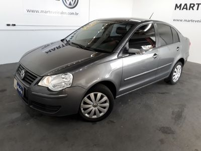 Volkswagen Polo Sedan 1.6 8V I-Motion (Flex) (Aut) 2012}