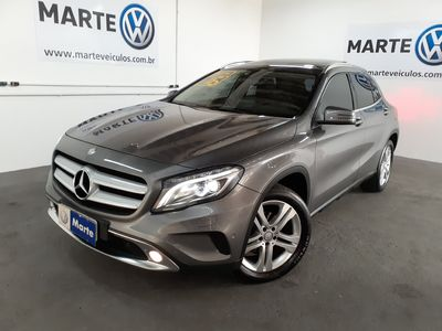 Mercedes-Benz GLA 200 1.6 CGI Enduro 16V Turbo 2016}