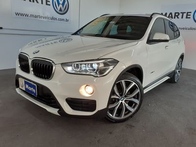 BMW X1 Active 2.0 25i (Flex) 2016}