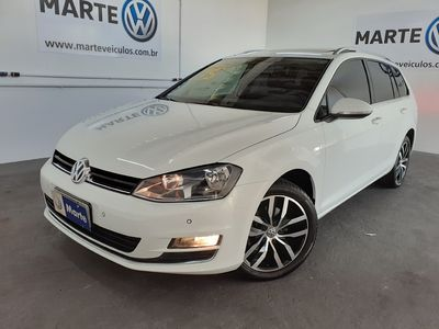 Volkswagen Golf Variant Highline 1.4 TSI 2015}