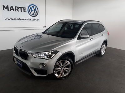 BMW X1 SDRIVE 2.0 16V TURBO ACTIVEFLEX  2016}