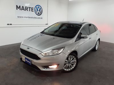 Ford Focus Fastback SE 2.0 AT 2017}