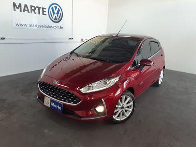 Ford Fiesta Titanium Poweshift TI-VCT 1.6 2018}