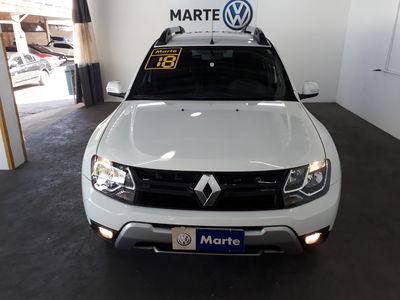 Renault Duster Dynamique 1.6 16V SCe CVT X-TRONIC 2018}