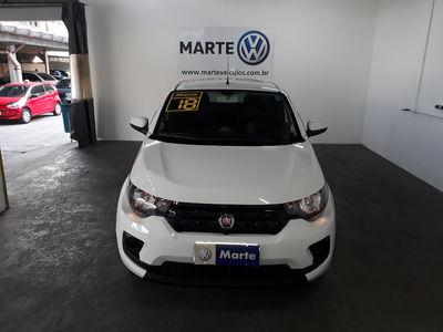 Fiat Mobi Drive 1.0 GSR (Flex) 2018}