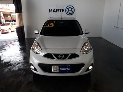 Nissan March 1.6 SV 2019}