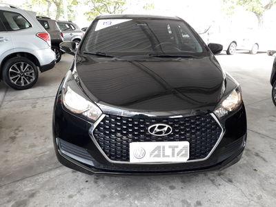 Hyundai HB20 Comfort Plus 1.0 2019}