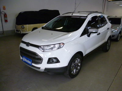 Ford Ecosport FreeStyle 1.6 AT 2017}