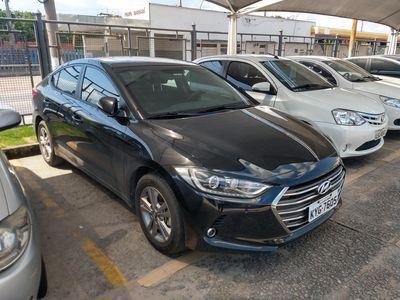 Hyundai Elantra Sedan 2.0 16V DOHC Dual CVVT Flex 2018}