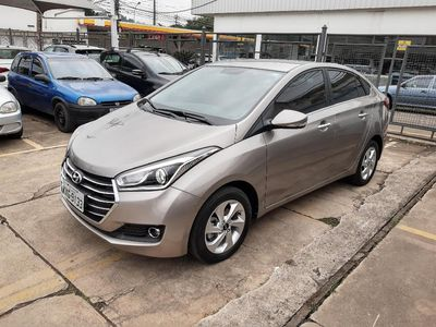 Hyundai HB20S 1.6 Série Especial 5 anos (Aut) 2017}
