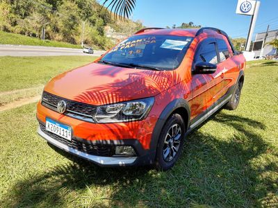 Volkswagen Saveiro Robust 1.6 CD 2019}