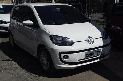 Volkswagen up! 1.0 12v MPI Move  2018}