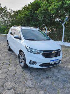 Chevrolet Spin 1.8 Premier 8V Flex 4P Automatico 2020}