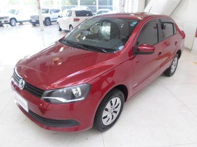 Volkswagen Voyage 1.0 MI 8V 2013}