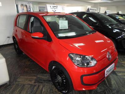 Volkswagen up! move up! 1.0 I-Motion 2015}
