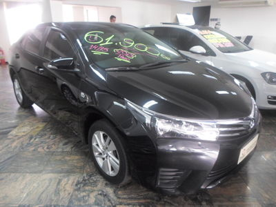 Toyota Corolla 1.8 GLi Manual Flex 2015}