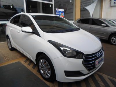 Hyundai HB20S Premium 1.6 AT 2016}