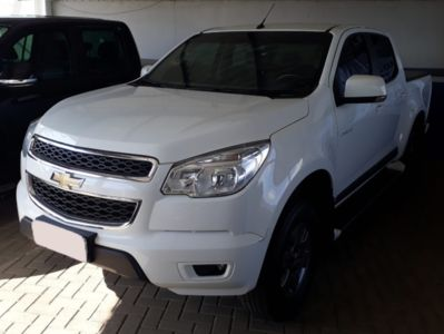 Chevrolet S10 Adventage 2.4 4x2 CD 2016}