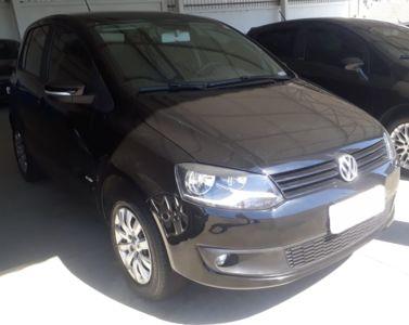 Volkswagen Fox 1.0 8V (Flex) 2014}