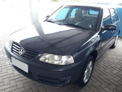 Volkswagen Gol Rallye 1.6 8V (Flex) 2005}