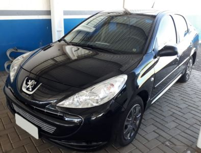 Peugeot 207 207 Passion XR 1.4 8V (flex) 2012}