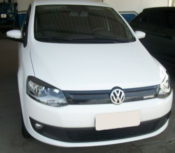 Volkswagen Fox BlueMotion 1.0 (Flex) 2011}