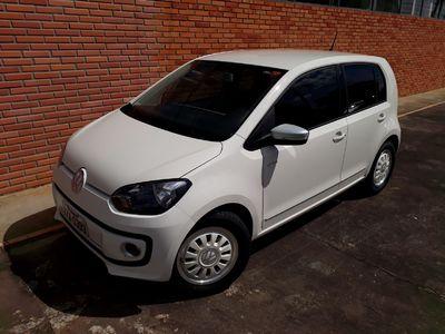 Volkswagen up! 1.0 12v White-Up 2015}