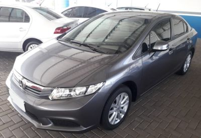 Honda Civic New  LXS 1.8 16V (aut) (flex) 2015}