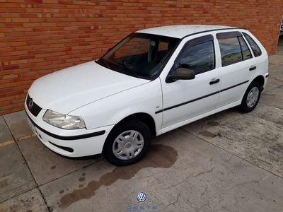 Volkswagen Gol 1.0 MI 16V (G3) 2000}
