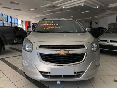Chevrolet Spin 1.8 Activ 8V Flex 4p Aut 2016}