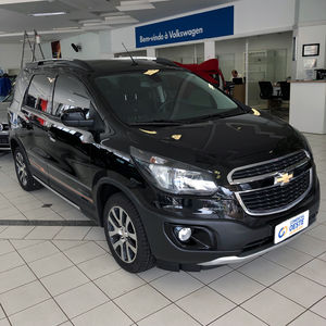Chevrolet Spin 1.8 ACTIV 8V FLEX 4P MANUAL 2017}