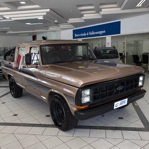 Ford F-1000 F1000 Sulan 3.6 (Cab Dupla) 1986}