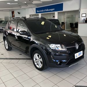 Renault Stepway 1.6 8v EASY'R (Flex) (Auto) 2015}
