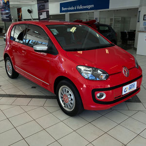 Volkswagen up! red up! 1.0 TSI 2016}