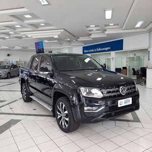 Volkswagen Amarok V6 Extreme 2018}