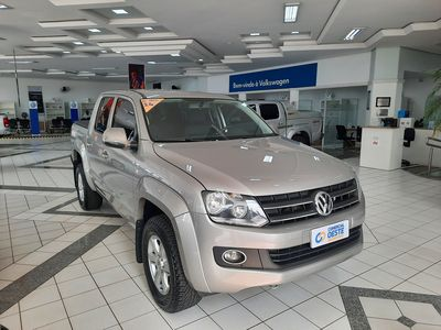 Volkswagen Amarok Cabine Dupla Trendiline 2.0 TDI 2014}