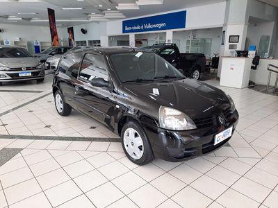 Renault Clio 1.0 CAMPUS 16V FLEX 4P MANUAL 2010}