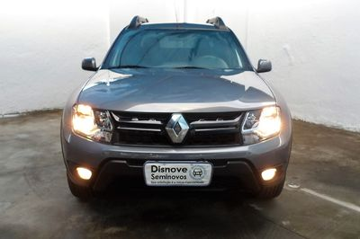 Renault Duster Oroch Expression 1.6 2017}