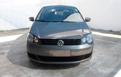 Volkswagen Polo . 1.6 8V I-Motion (Flex) (Aut) 2014}
