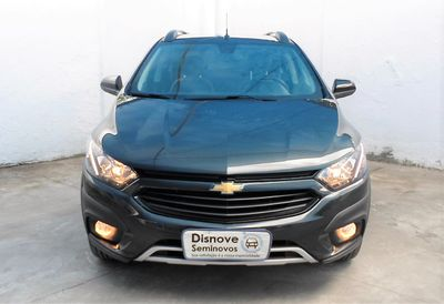 Chevrolet Onix Active 1.4 (Flex) 2018}