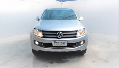 Volkswagen Amarok 2.0 TDi CD 4x4 Highline 2015}